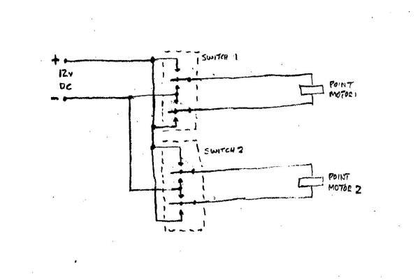 Basic simple electrics for model railwaysEastbank Model Railway Club